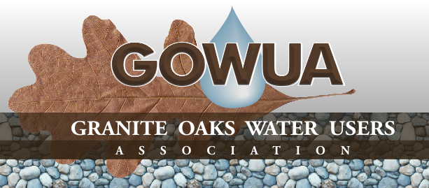Granite Oaks Water Users Assocation